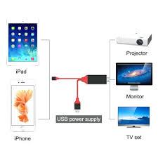 large image for apple digital av adapter iphone 5 lightning to cable set adapter for lightning