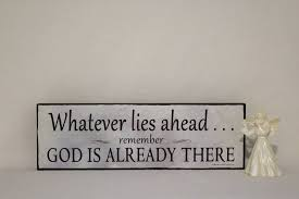 Inspirational Quote Cancer Gift Aa Recovery Faith Sign Wooden Sign Christian Decor Motivational Self Help Meaningful Gift 35x11