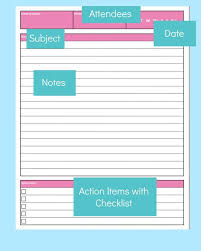 Notes Template Printable Pin On Discbound Planner Printables