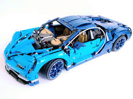 This exclusive model has been developed in partnership with bugatti automobiles s.a.s to capture the essence of the quintessential super sports vehicle, resulting in a stunning supercar replica as well as. Lego Technic Set Review 42083 Bugatti Chiron New Elementary Lego Parts Sets And Techniques