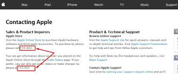 Apple Phone Number Apple Phone Number Best Way To Contact Apple Customer Care