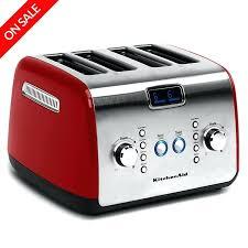 toaster kitchenaid photo 5 of artisan 4 slice toaster empire red peter s of toaster kitchenaid