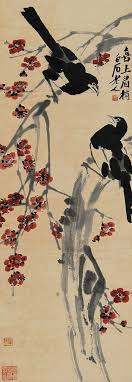 plum gallery shrimp gallery qi baishi s painting galleries