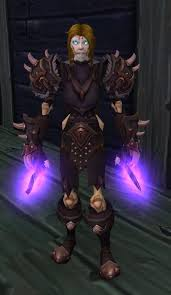 Lilian Voss - Wowpedia - Your wiki guide to the World of Warcraft