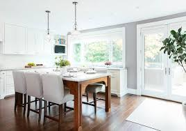 Kitchen island dining table Hidden Kitchen Island As Dining Table Decorpad Kitchen Island As Dining Table Transitional Kitchen