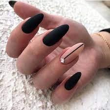 Ver más ideas sobre disenos de unas, manicura de uñas, uñas postizas de gel. Weddingphotographer Sophisticated Nails Matte Black Nails Pretty Nails