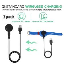ON 2PCS Qi <b>Wireless Charging</b> Power Magnetic Charger For ...