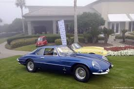 Ferrari 400 superamerica pf coupé speciale for gianni agnelli. 1962 Ferrari 400 Superamerica Chassis 3949 Sa Engine 163