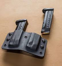 9Mm Magazine Holder SW Custom Kydex Magazine Holster Custom Concealed Kydex Gun 50