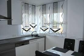 Küche Gardinen Für Große Fenster Großes Fenster Dekorieren Ideen