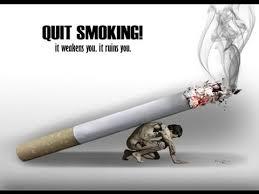 Dập tắt điếu thuốc lá để thắp lên một tương lai tươi sáng hơn!
