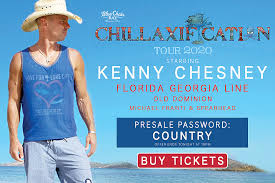 Kenny Chesney Seating Chart Cowboy Stadium Exclusive Kenny Chesney Pre Sale Tickets Available Now