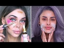 2018 top trending makeup videos on insram