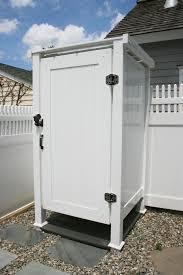 phoenix manufacturing outdoor shower enclosure hardware