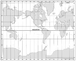 Chart Projections Nautical Charts