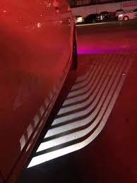 Online Shop eOsuns <b>led welcome lamp ground</b> light for Subaru B9 ...