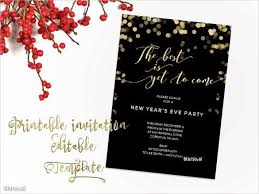 Free Holiday Party Invitation Templates Word | Aguakatedigital ...