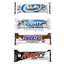 mars mars range protein bar mixed box 12 bars