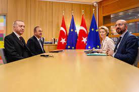 Erdogan in Brüssel: EU-Spitzen gehen auf die Türkei zu