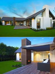 A Shaped House Design House Design Love The L Shape Perfect To Have For Pool