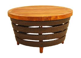 fb 5582 a round coffee table