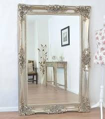 white leaning floor mirror. Leaning Mirror Bedroom White Floor A