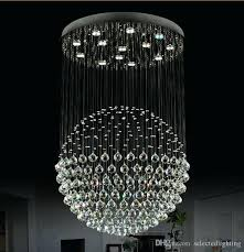 led crystal chandelier lighting dining room crystal chandeliers fine modern rectangular chandelier length ch anywhere lighting