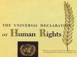 the universal declaration of human rights udhr early action the universal declaration of human rights udhr 1948