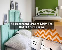strikingly idea easy homemade headboard ideas images and photos