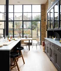 modern kitchen islands and snazzy upholstered breakfast bar stools to crittall style kitchen extensions 2018 has had no shortage of super cool trends