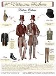 Victorian Era Clothing Male
