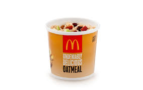fruit and maple oatmeal hold the brown sugar dried fruit nutrition stats 190 calories
