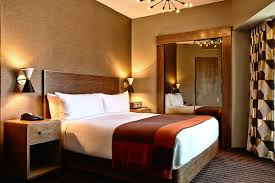 One Bedroom One Bedroom Suite Accommodations The Roxy Hotel One Bedroom