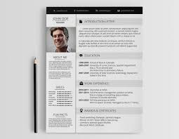 Creative Designer Resume Template Templates For Mac All Best Cv