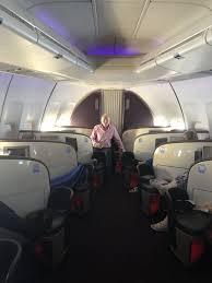 Seat Map Virgin Atlantic Boeing B747 400 Seatmaestro