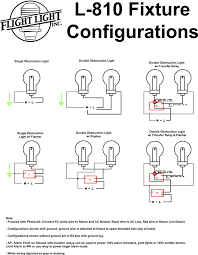 wiring diagram for a 240 volt photocell wiring obstruction lights and controls faa l 810 flight light inc on wiring diagram for a 240