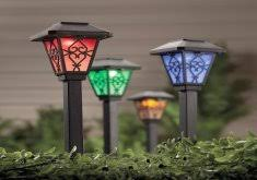 color changing solar garden lights. Good Solar Color Changing Garden Lights The Gardening C