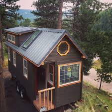 Small Picture A luxury tiny house on wheels is full of big extras Curbed Seattle