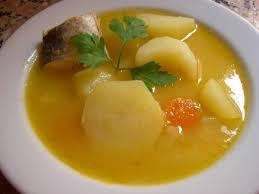 Wonderful Receta De Sopa De Pescado Con Patatas