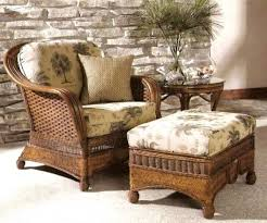 indoor rattan chairs. moroccan chair \u0026 ottoman indoor rattan chairs u