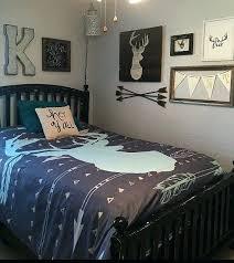 deer arrow bedding for kids deer arrow duvet for boys hunting name duvet personalized duvet set