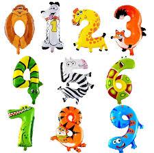 <b>Animal Balloons Jungle Safari Party</b> Baloons <b>Jungle Party</b> ...