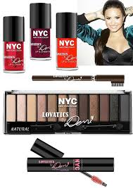 demi lovato s lovatics n y c new york color collection for spring 2016