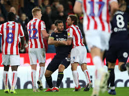 Bradley Johnson charged with violent conduct for alleged bite on Joe Allen  | The Independent | The Independent