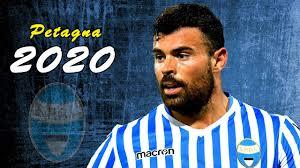 Andrea Petagna 2019/2020 SPAL's Beast | Super Goals, Skills & Passes -  YouTube
