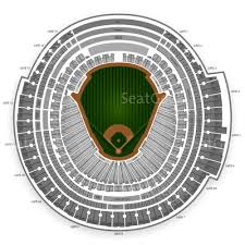 Rogers Centre Detailed Seating Chart Rogers Centre Seating Chart Toronto Blue Jays Toronto Blue