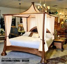 unique canopy bed – home and architecture lordalajiman.com