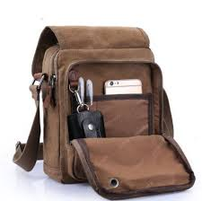 Tactical Military Mens <b>Canvas Messenger Shoulder</b> Bags Cross ...