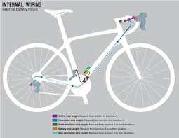 shimano ultegra di2 6870 shift upgrade the colorado cyclist Shimano Di2 Wiring-Diagram 9150 at Tri Bike Di2 Wiring Diagram