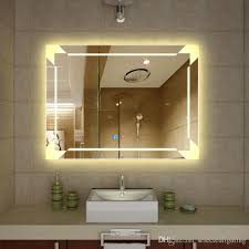 2017 Lighted And Illuminated Large Beautiful Decorative Wall Intended For Lighted  Wall Mirrors For Bathrooms Decorating